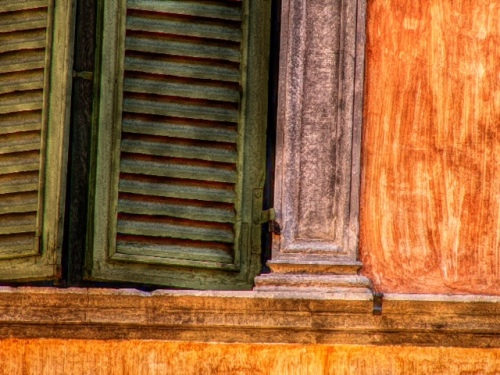Spoletto Shutters II