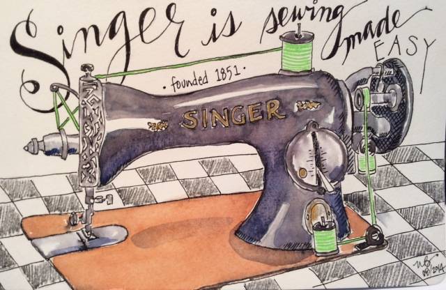 Singer is Sewing Made Easy II