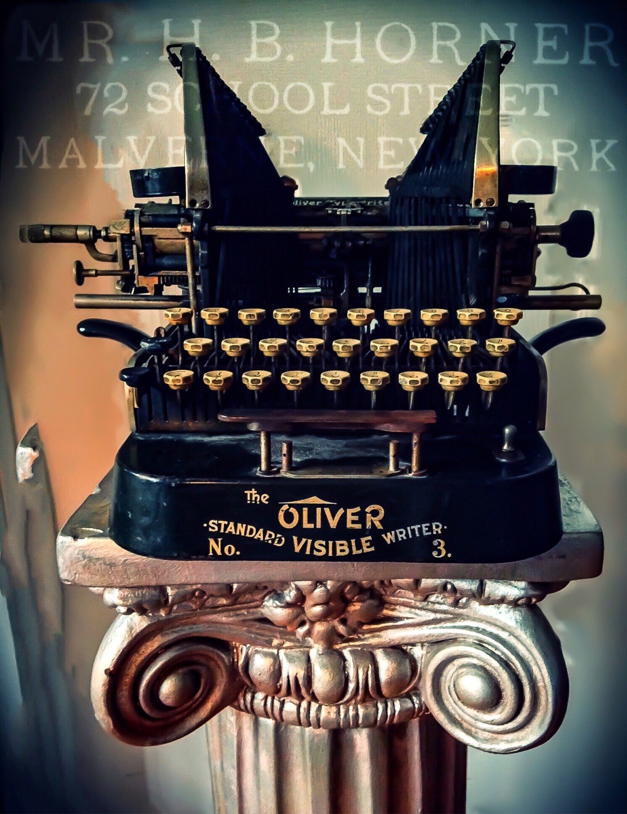 Oliver Typewriter No. 3